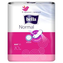 Прокладки BELLA NORMAL, 20шт
