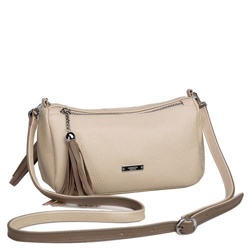 6ff16ced6939 Купить маленькая сумка alessandro birutti беж капуч симфония ...