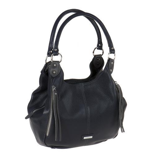 8a93d95cb748 Купить классическая сумка alessandro birutti темно-синяя серая ...